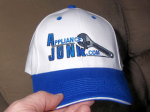 AJ Embroidered Cap