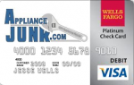 Debit Visa Bank Card