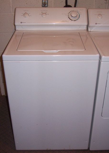 Disconnect The To Washer Before You Start Any Repairs