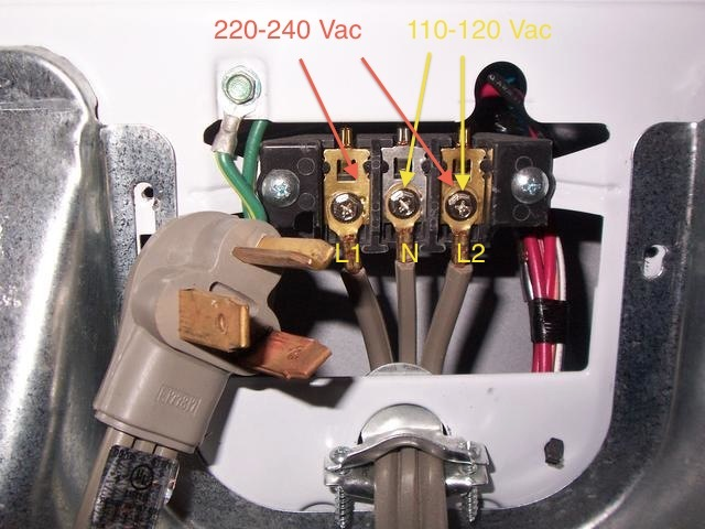 Dryer Plug Wiring Maytag Receptacle | Wiring Diagram on