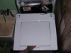Washer Direct drive cabinet