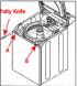 Maytag Washer Top