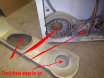 Whirlpool Dryer Blower Clean Lint