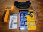 Fluke 62 Mini Infrared Thermometer